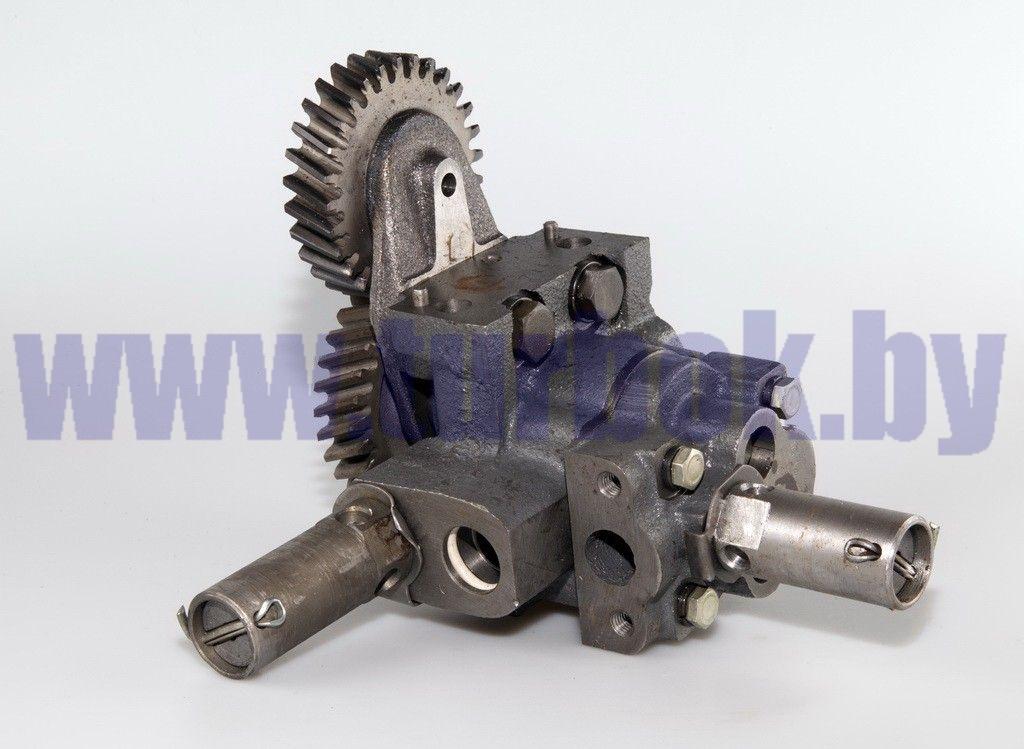 Насос масляный двигателя старого образца Е-0