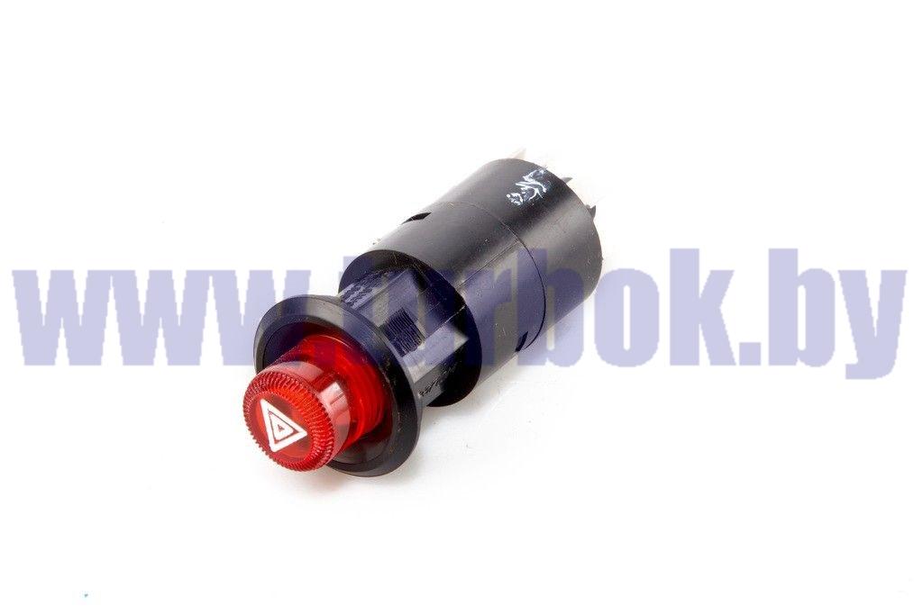 Выключатель аварийной сигнализации 24В (8 контактов)