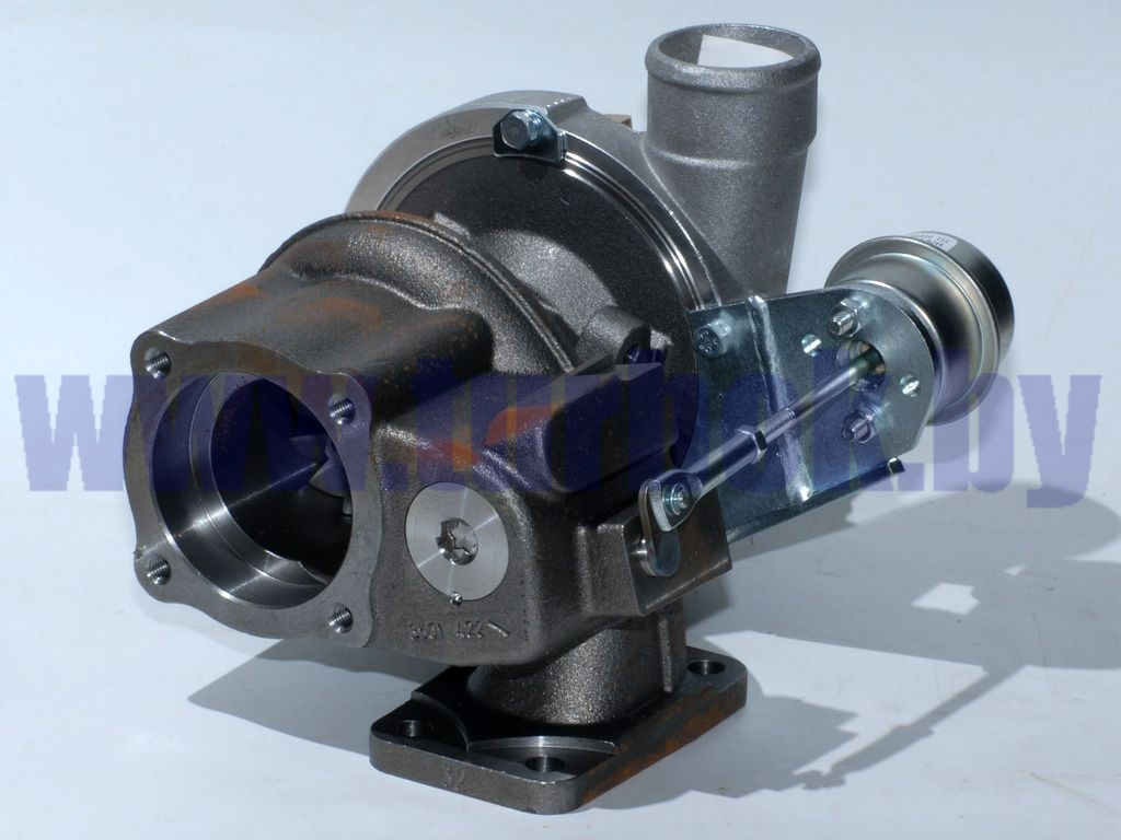 Турбокомпрессор Д-245.7E3-119 (Е-2) ЗиЛ-5301 Бычок с регулятором