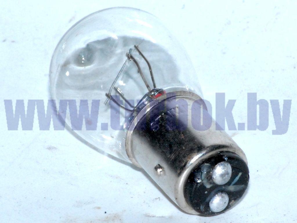 Лампочка 12В 2-х контактная