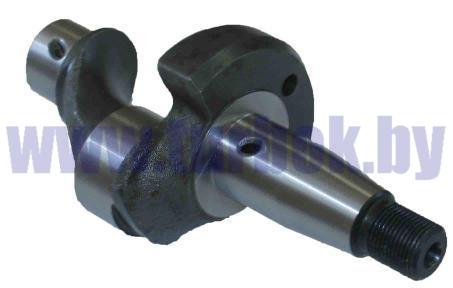 Вал коленчатый компрессора 1-цилиндрового КАМАЗ-65115, 6520