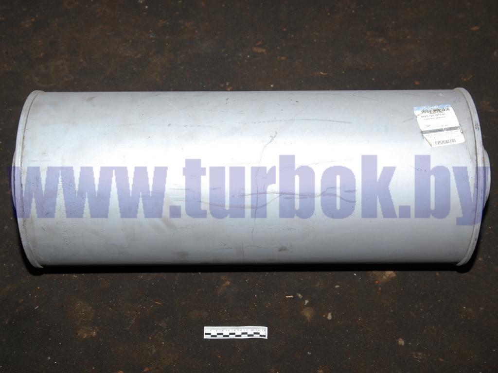 Глушитель КАМАЗ-65115