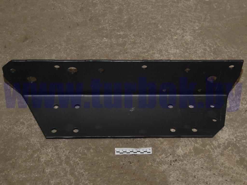 Кронштейн крепления седельного устройства КАМАЗ-65115 левый