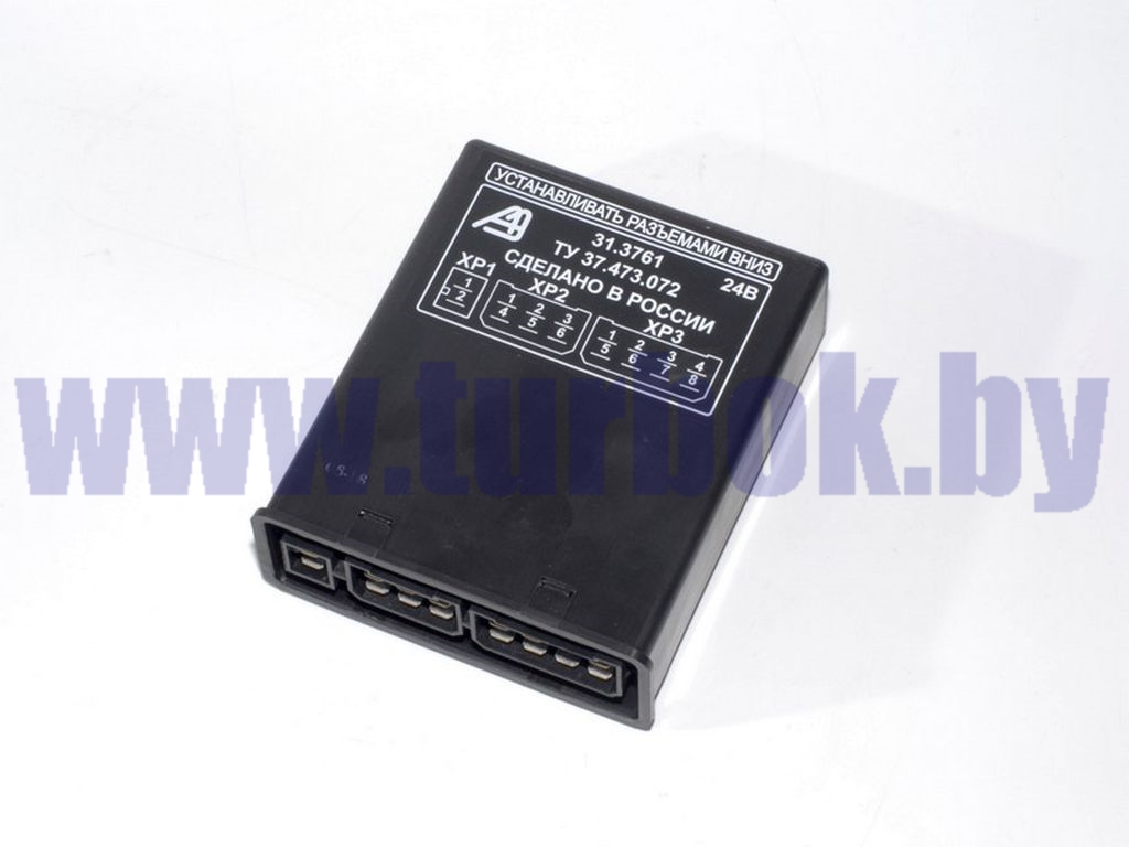 Блок управления жидкостным подогревателем АЭНК-К КАМАЗ-6520