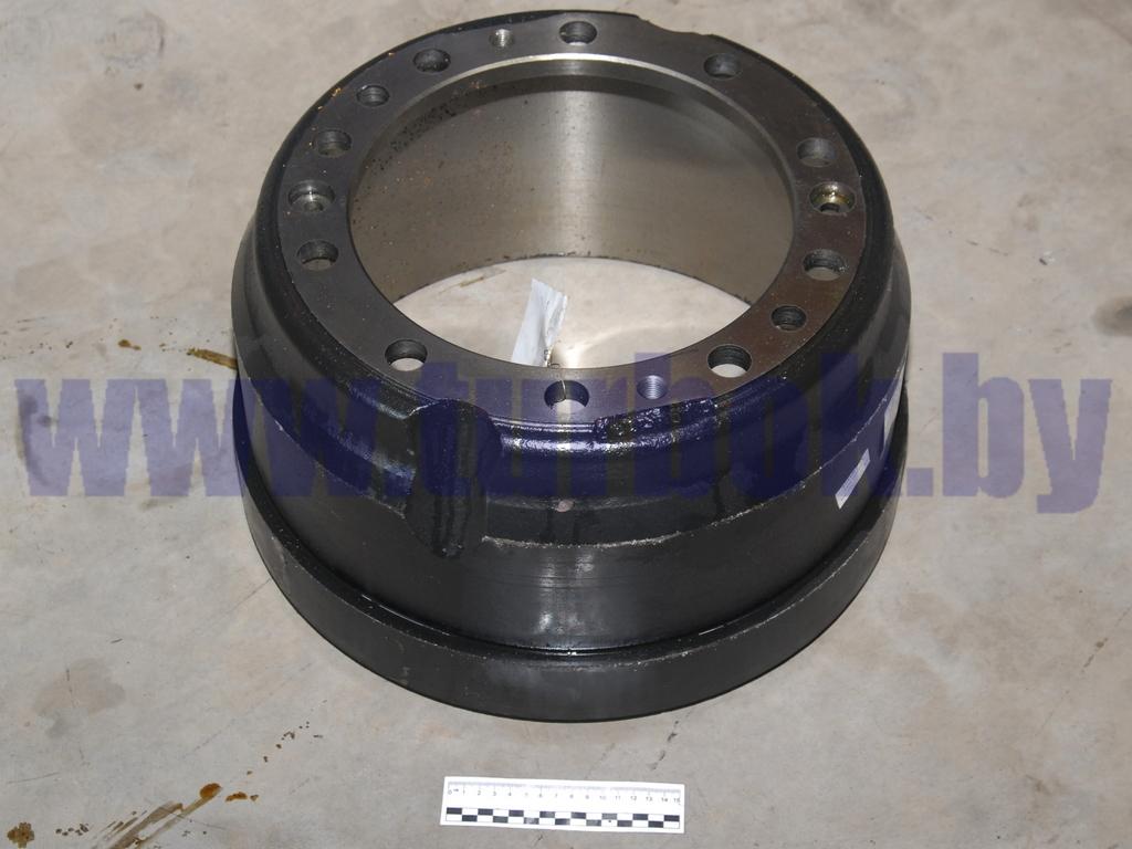 Барабан тормозной передний (Н=180) МАЗ