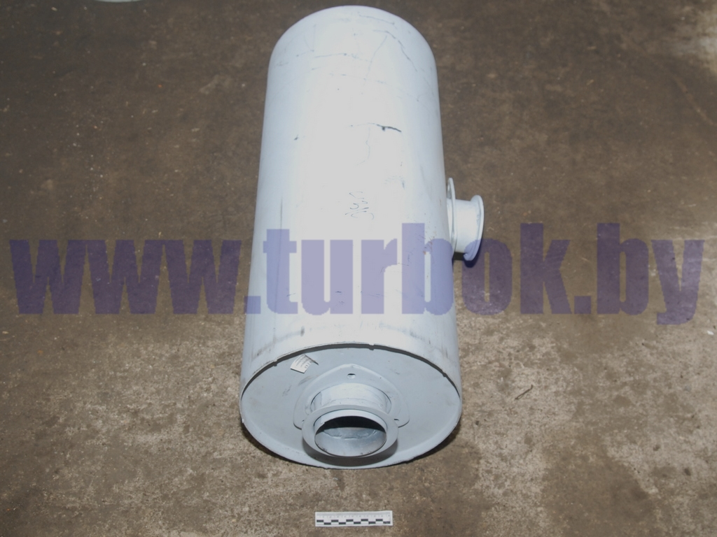 Глушитель КАМАЗ-4310,5511
