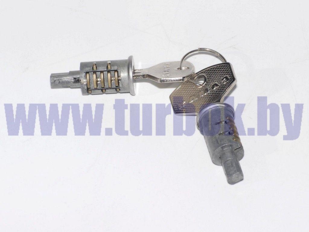 Замок кнопки ручки двери наружной (к-т) КАМАЗ-5315