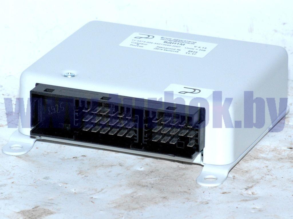 Блок интерфейсный ЯМЗ-650 версии V4.13 Евро-4