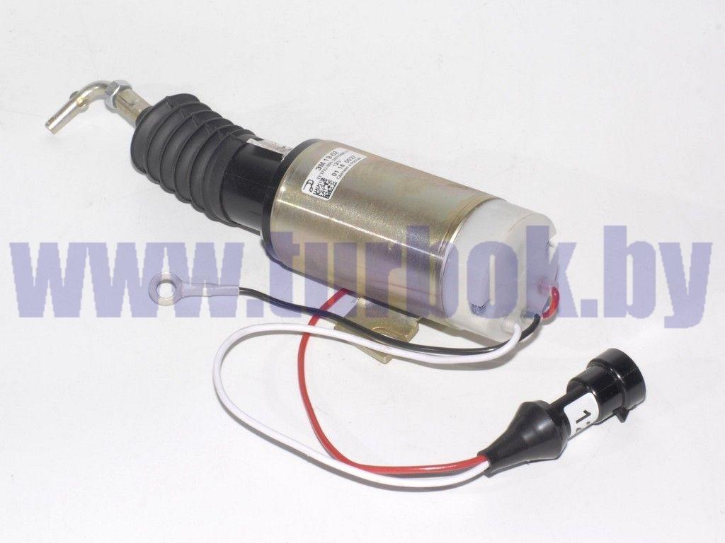 Электромагнит управления ТНВД ГАЗ-3310 Валдай