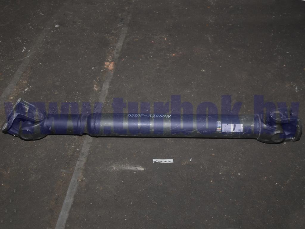 Вал карданный моста среднего L=1418 КАМАЗ-6520