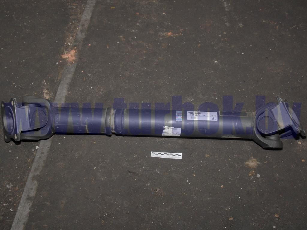 Вал карданный моста заднего (4 отв.) L=983 КАМАЗ-5320