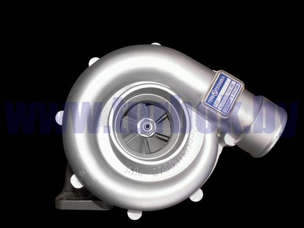 Турбокомпрессор 740.30-260, 740.37-400, 740.38-360 (Е-2) КАМАЗ без регулятора левый