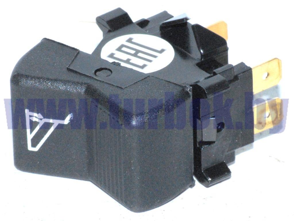 Выключатель гидропривода подъёма-опускания прицепа КАМАЗ-55102