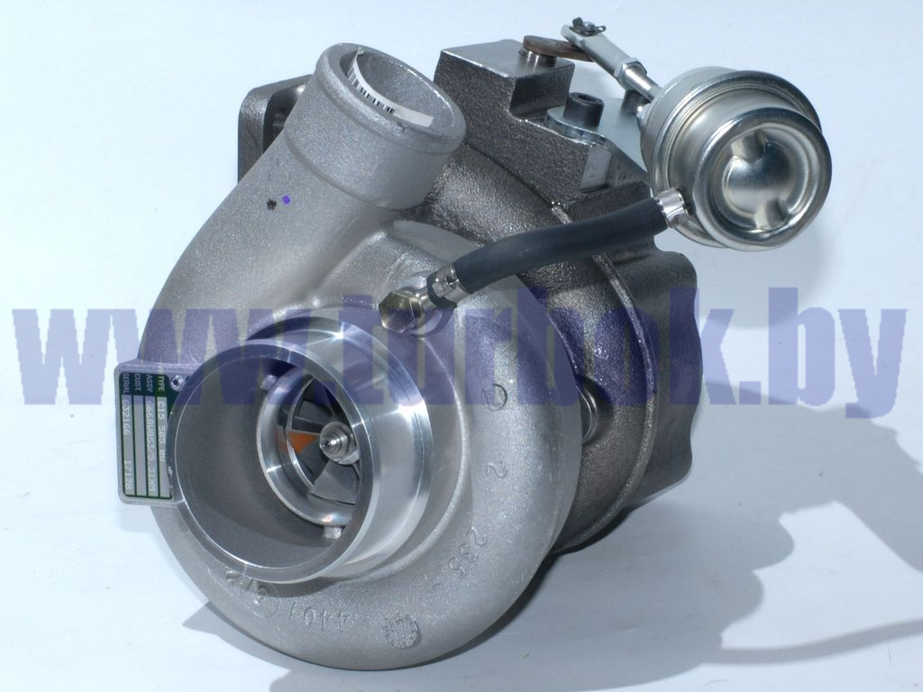 Турбокомпрессор Д245.30 (Е-3) МАЗ с регулятором