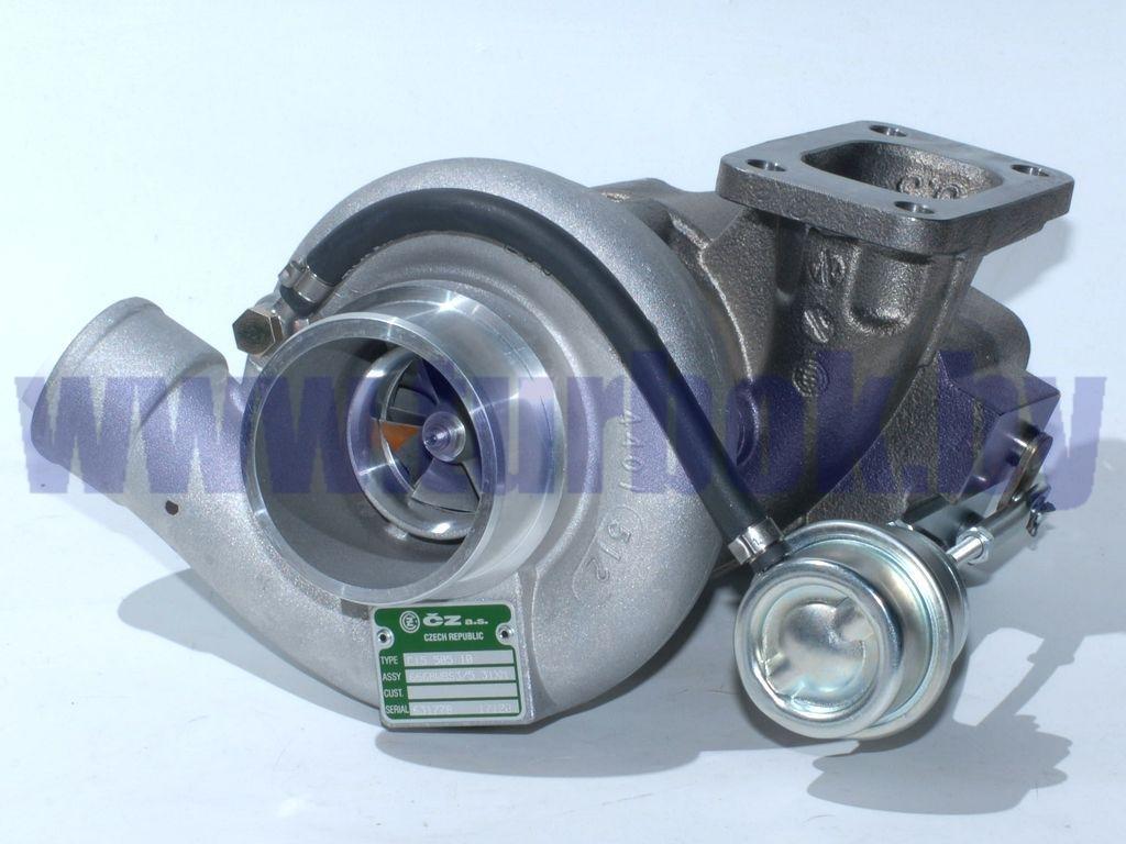 Турбокомпрессор Д-245.35 (Е-4) с регулятором