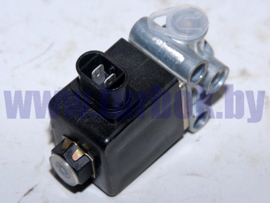 Клапан электромагнитный (НЗ,шт.р.,К1/8,24В,Dу=4) МТЗ