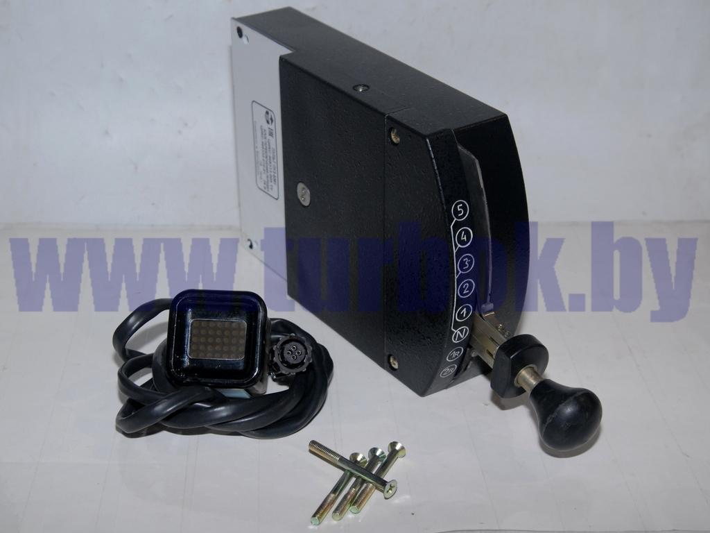 Пульт управления переключения передач  БелАЗ 7540