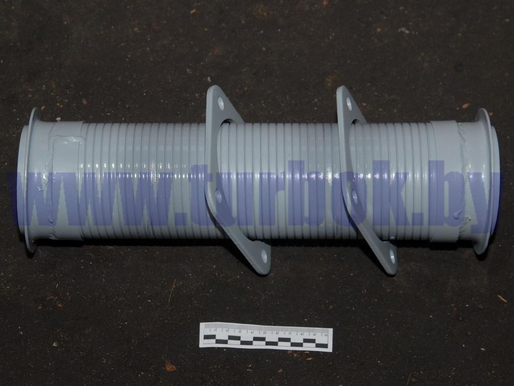 Металлорукав (D=080,L=360) нержавейка сильфон в сборе  КАМАЗ-эконом