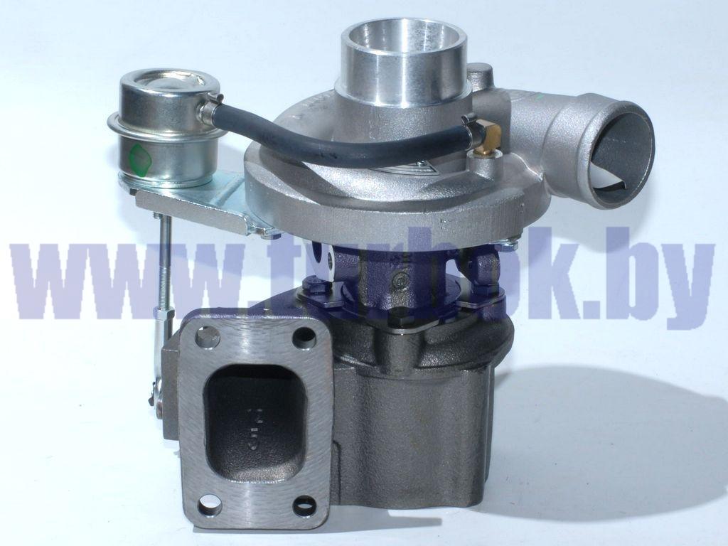 Турбокомпрессор Д-245.9,-540/568 (E-1,2) МАЗ-4370,-256 с регулятором