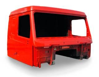 Каркас кабины МАЗ 643228-5000020-000У1 эксклюзивного красного цвета.